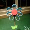 Cómo hacer una Flor de Goma Eva