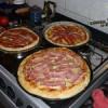 Cómo preparar masa para pizza estilo grandes cadenas