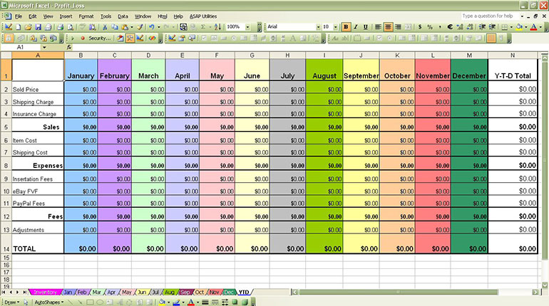C mo lo hago c mo dominar excel parte 1 for Electronic checklist template