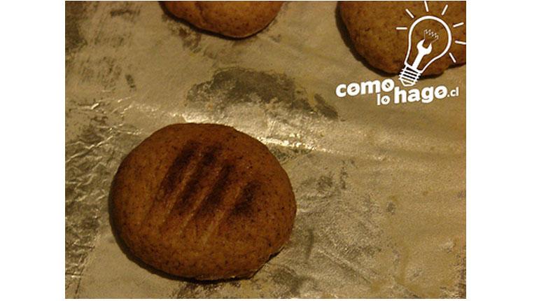 Cómo hacer galletas de Canela