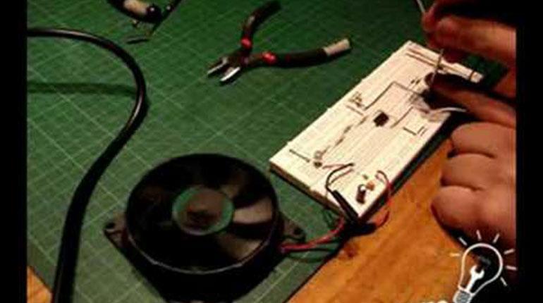 Cómo controlar la velocidad de motores eléctricos