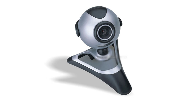 video como webcam: