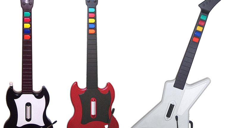 Cómo ocupar tu Guitarra Wii en tu PC