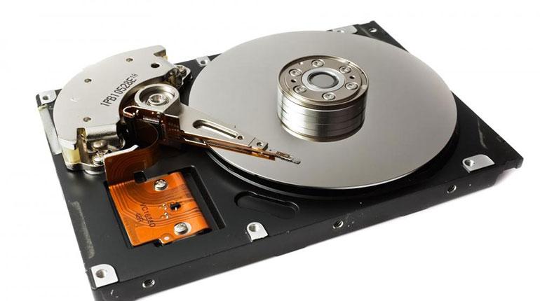 Cómo recuperar archivos de un disco duro