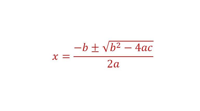 Cómo resolver una ecuación de 2do grado