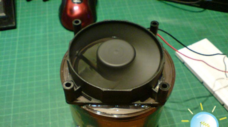 Cómo fabricar un equipo de aire frío via USB