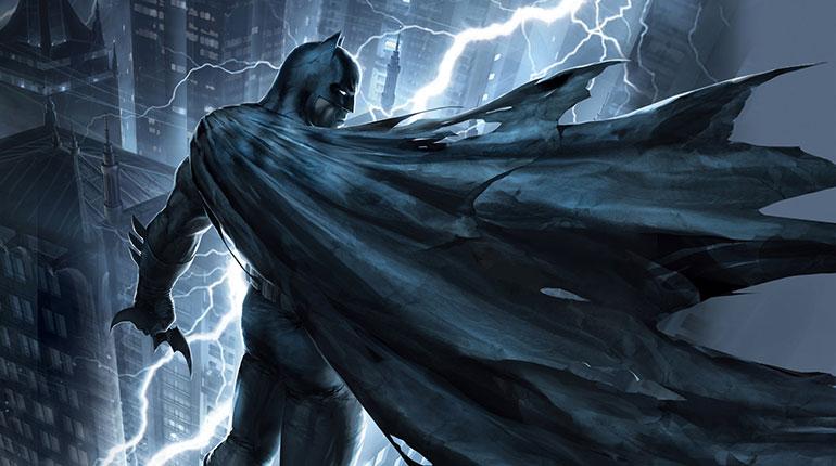 Cómo llamar a Batman