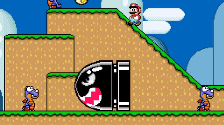 Cómo crear etapas para Mario World
