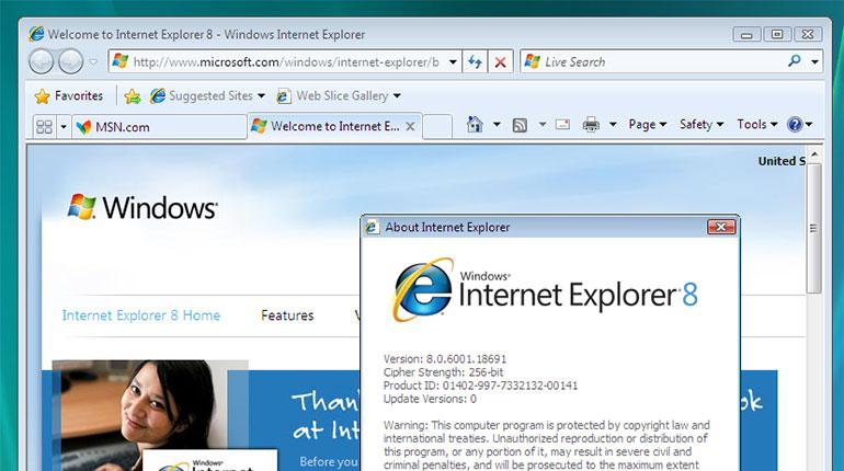 Cómo Dominar Internet Explorer