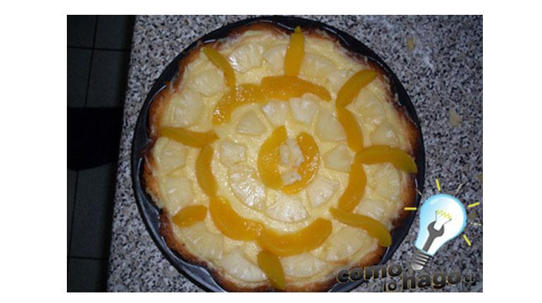 Cómo hacer una tartaleta de frutas