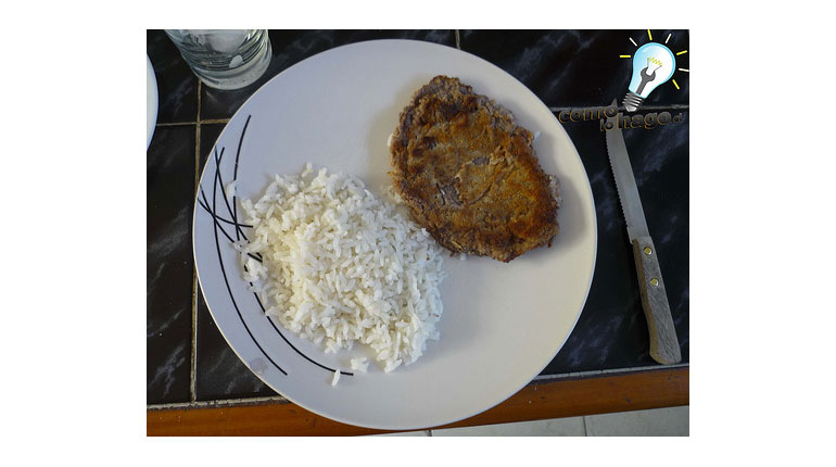 Cómo preparar escalopas de carne con queso