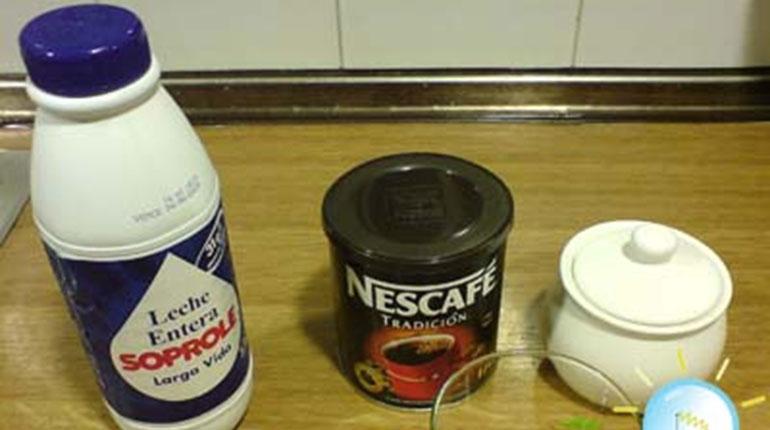 Cómo hacer un Latte