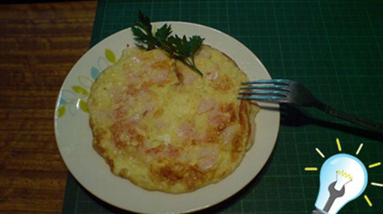 Cómo hacer un Omelette