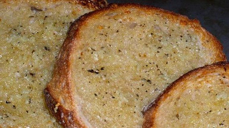 Cómo preparar pan de ajo