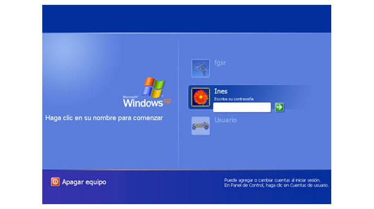 Cómo eliminar la pantalla de Bienvenida de WinXP