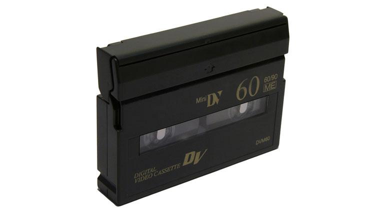 Cómo capturar cintas MiniDV