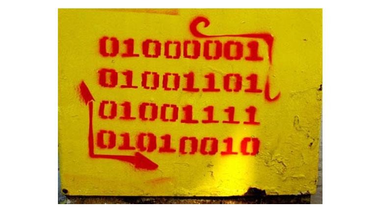 Cómo transformar numeros binarios