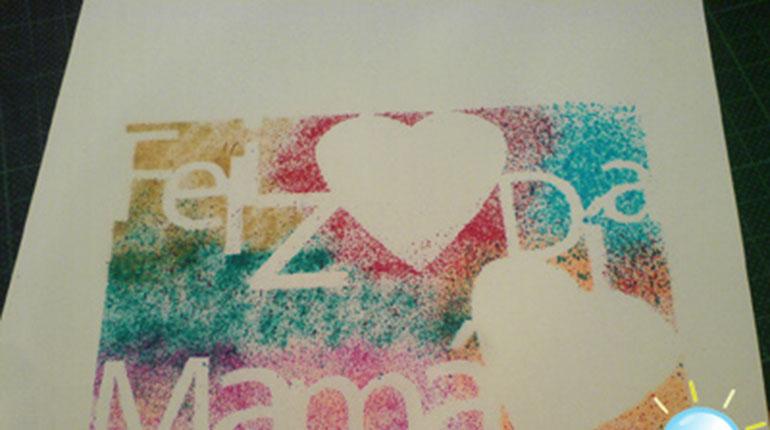 Cómo hacer una tarjeta para el Día de la Madre