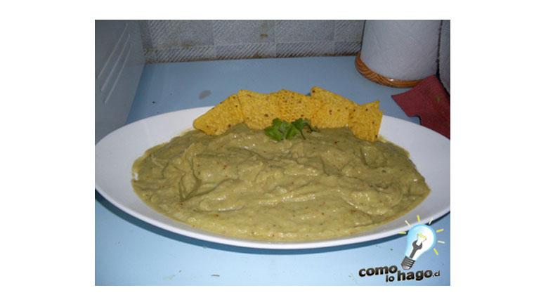 Cómo hacer guacamole