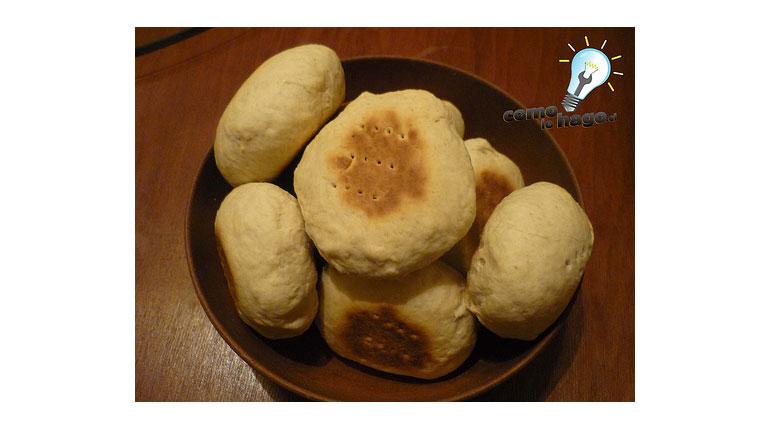 Cómo preparar pan amasado