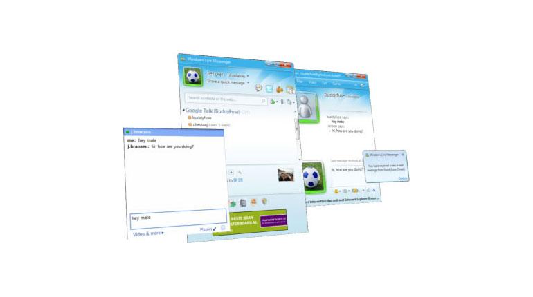 Cómo integrar tus contactos de Gtalk a MSN