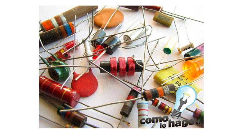 Cómo entender un esquemático (Componentes electrónicos)
