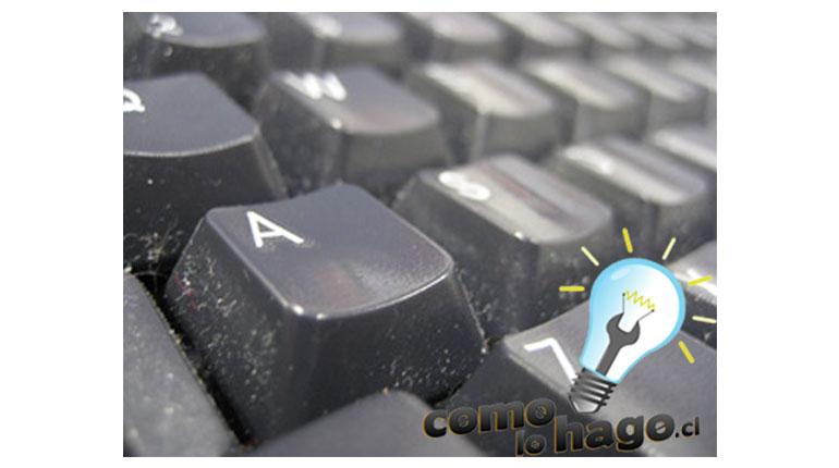 Cómo Limpiar tu teclado