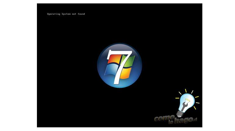 Cómo reparar el GRUB de Windows 7