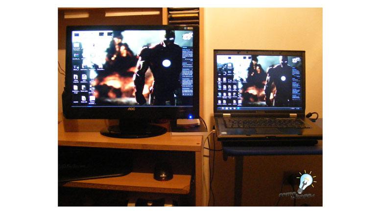 Cómo ocupar dos monitores con un equipo