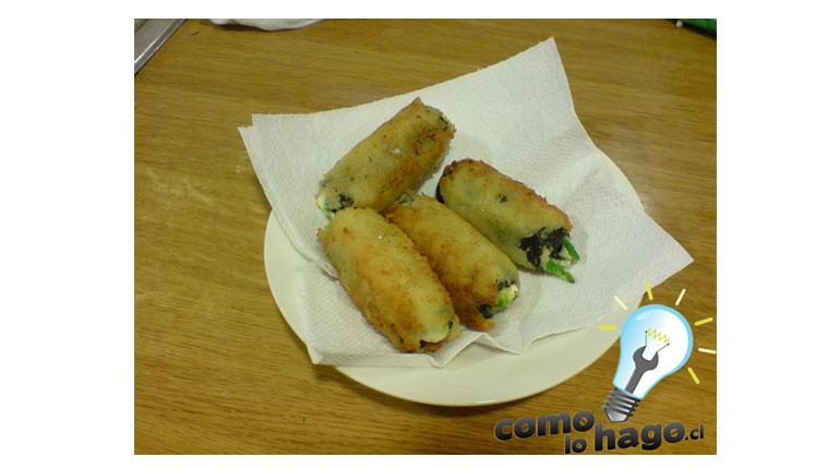 Cómo hacer un Roll Tempura para Sushi