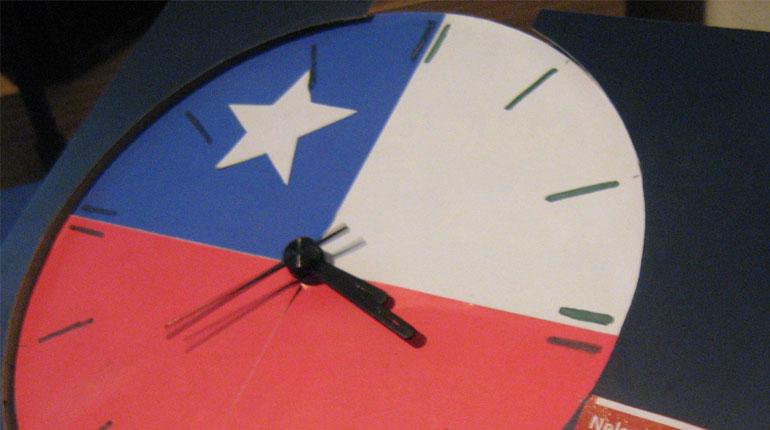 Cómo hacer un reloj: Especial mundialero