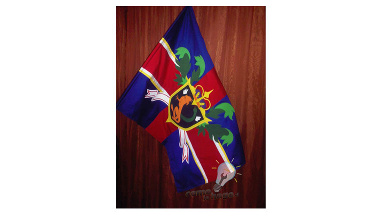 Cómo hacer la bandera de Britannia Code Geass