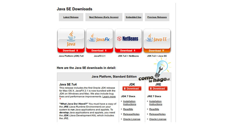 Cómo instalar correctamente JDK en plataformas Windows y Linux