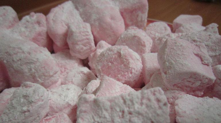 Cómo hacer malvaviscos o marshmallows