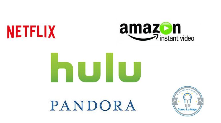 Cómo ver contenido de Netflix USA y otros servicios con restricción de país (Hulu, Amazon Instant, Pandora, etc.)