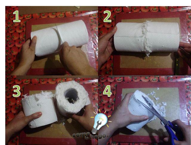 Cómo hacer toallas humedas