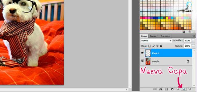 Cómo hacer un efecto tipo Instagram en Photoshop