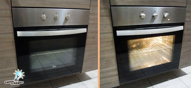 Cómo saber si el horno esta caliente sin temporizador