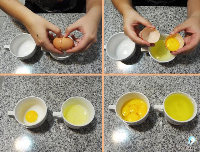 C mo lo hago c mo hacer chilenitos alfajores chilenos - Como hacer color naranja ...