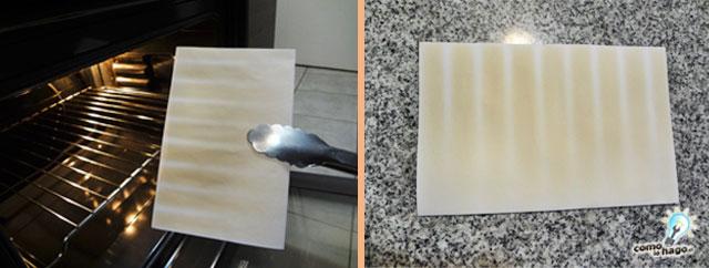 Cómo saber la temperatura de un horno sin termostato