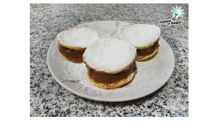 Cómo hacer Chilenitos / Alfajores Chilenos