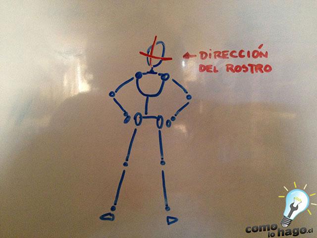 Como dibujar un esqueleto para nuestros personajes