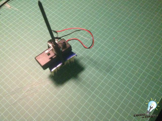Cómo construir tu primer robot
