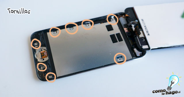 Cómo arreglar el jack de audio de tu iPod Touch 4° Generación