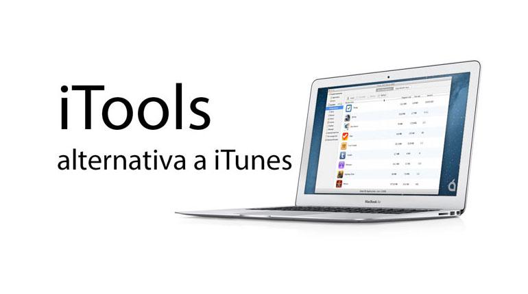 Cómo utilizar iTools