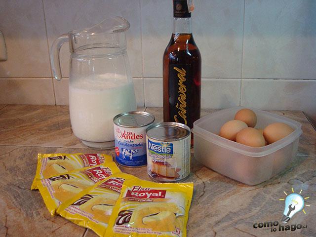 como hacer ponche de huevo
