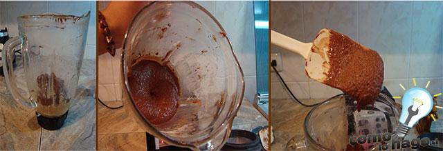 Integrando todo - Cómo hacer nutella casera