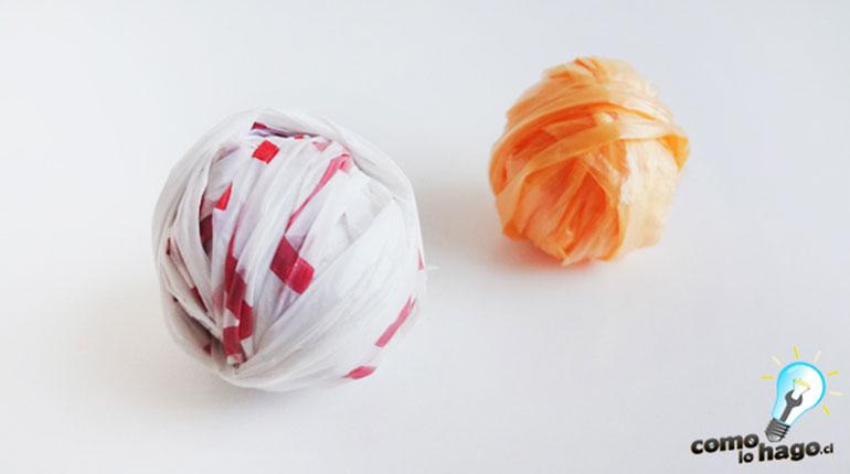 Cómo hacer hilo plástico casero – Parte 1