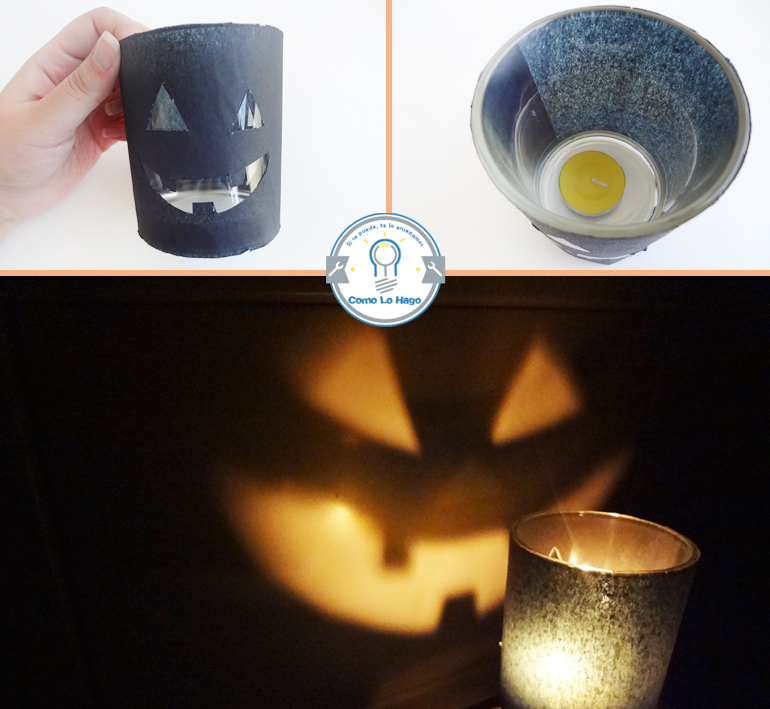 Agregando la vela - Cómo hacer sombras con formas
