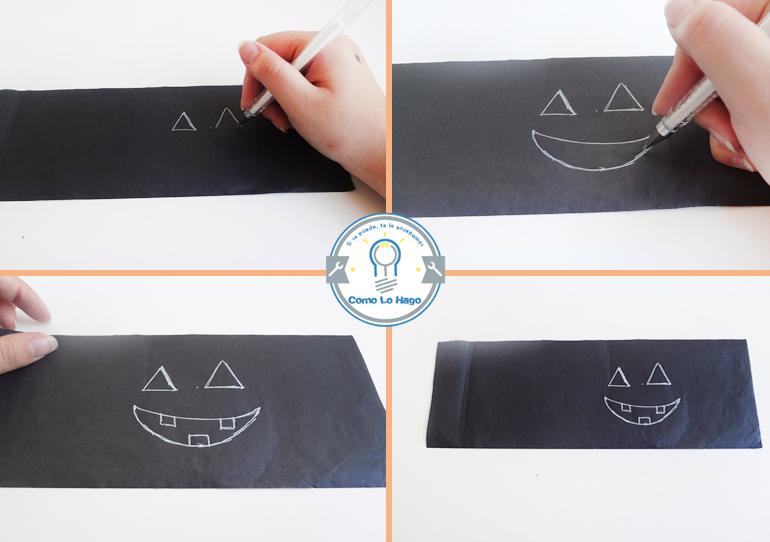 Dibujando las formas - Cómo hacer sombras con formas